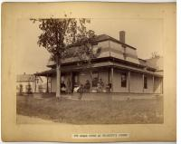 Adams home, South Portland, ca. 1900