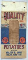 Quality Potatoes, Houlton, c. 1960