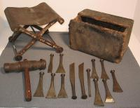 Ship's Caulking Tool Kit