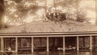 Picnic area, Orland, 1892