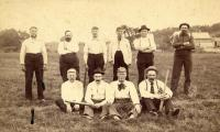 Baseball team, Bucksport, ca. 1910