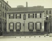 Judge Barrett Potter house, Portland, ca. 1940