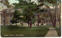 General Hospital, Bangor, ca. 1909