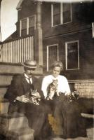 Alice and George Black, Portland, ca. 1915
