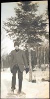Earle Shaw, Orono, ca. 1910