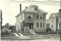 Black home, Forest Avenue, Portland, ca. 1910