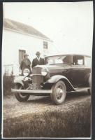 Dr. Anna Hicks, Bert Hicks, 1932