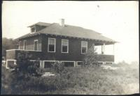Black cottage, Cape Elizabeth, ca. 1910