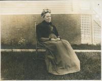 Dorcas Mitchell Loring Hicks, ca. 1910