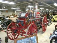 1881 Amoskeag Fire Engine
