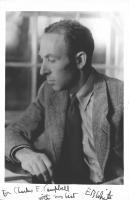 E.B. White, ca. 1952
