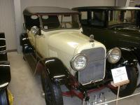 1924 Mercer Touring Car