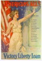 Victory Liberty Loan poster, ca. 1919