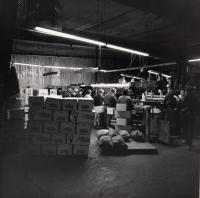 Processing potatoes, Mars Hill, 1966