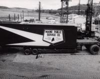 Maine Public Service generators, Presque Isle, 1959