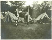 Coastal Artillery Corps, Fort McKinley, 1909