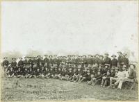 1st Maine Volunteers, Georgia, 1898