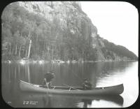 Cornelia Crosby, Moosehead Lake, ca. 1895