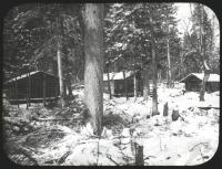 Camps, Heald Pond, ca. 1900