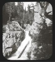 Cascades, Rangeley Lake, ca. 1900