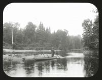 Aroostook River, ca. 1900