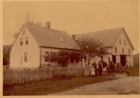 Elbridge G. Noble Homestead, West Baldwin