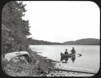 Chase Lake, ca. 1900