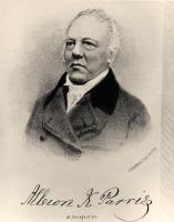 Albion K. Parris, Portland, ca. 1848