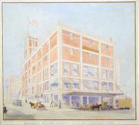 Hannaford building, Portland, 1920