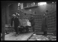 Cache of liquor, Portland, 1920