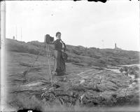 Jennie Coffin, Cape Elizabeth, 1904