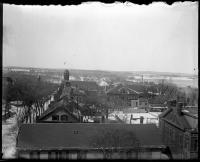 Portland from YMCA building, ca. 1900