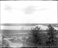 View from Western Promenade, Portland, 1901