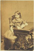 Alice Longfellow, age 9