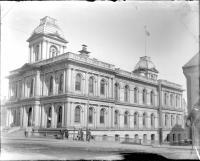 Customs House, Portland, ca. 1900