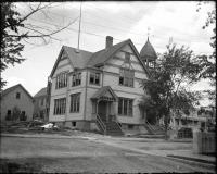 Saunders Street School, Portland, ca. 1900