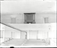 Organ, Bradley Meeting House, Portland, ca. 1900