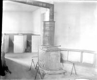 Bradley Meeting House stove, Portland, ca. 1900