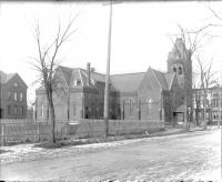 Williston Church, Portland, ca. 1900