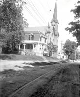 Woodfords Congregational Church, Portland, ca. 1900
