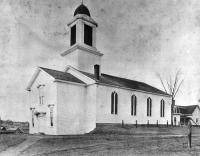 First Congregational Church, Brewer, ca. 1885