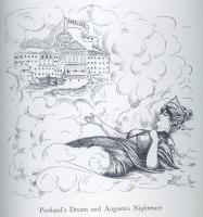 State Capitol move cartoon, 1907