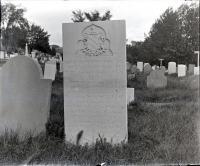 Gravestone, Eastern Cemetery, Portland, ca. 1900