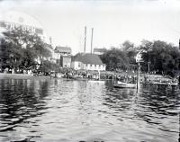 Peaks Island beach, ca. 1900
