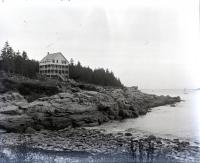 Josiah's Cove, Peaks Island, 1901
