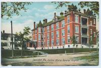 Central Maine General Hospital, Lewiston, ca. 1910
