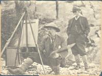 John Calvin Stevens, Lucian Clark, ca. 1900