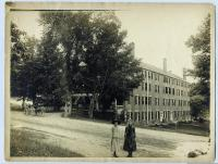 Maine Female Seminary, Gorham, ca. 1880
