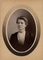 Hattie E. Cameron, Cape Elizabeth, ca. 1900
