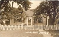Centennial Celebration house, Eliot, 1910